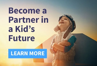 Become a Partner in a Kids Future