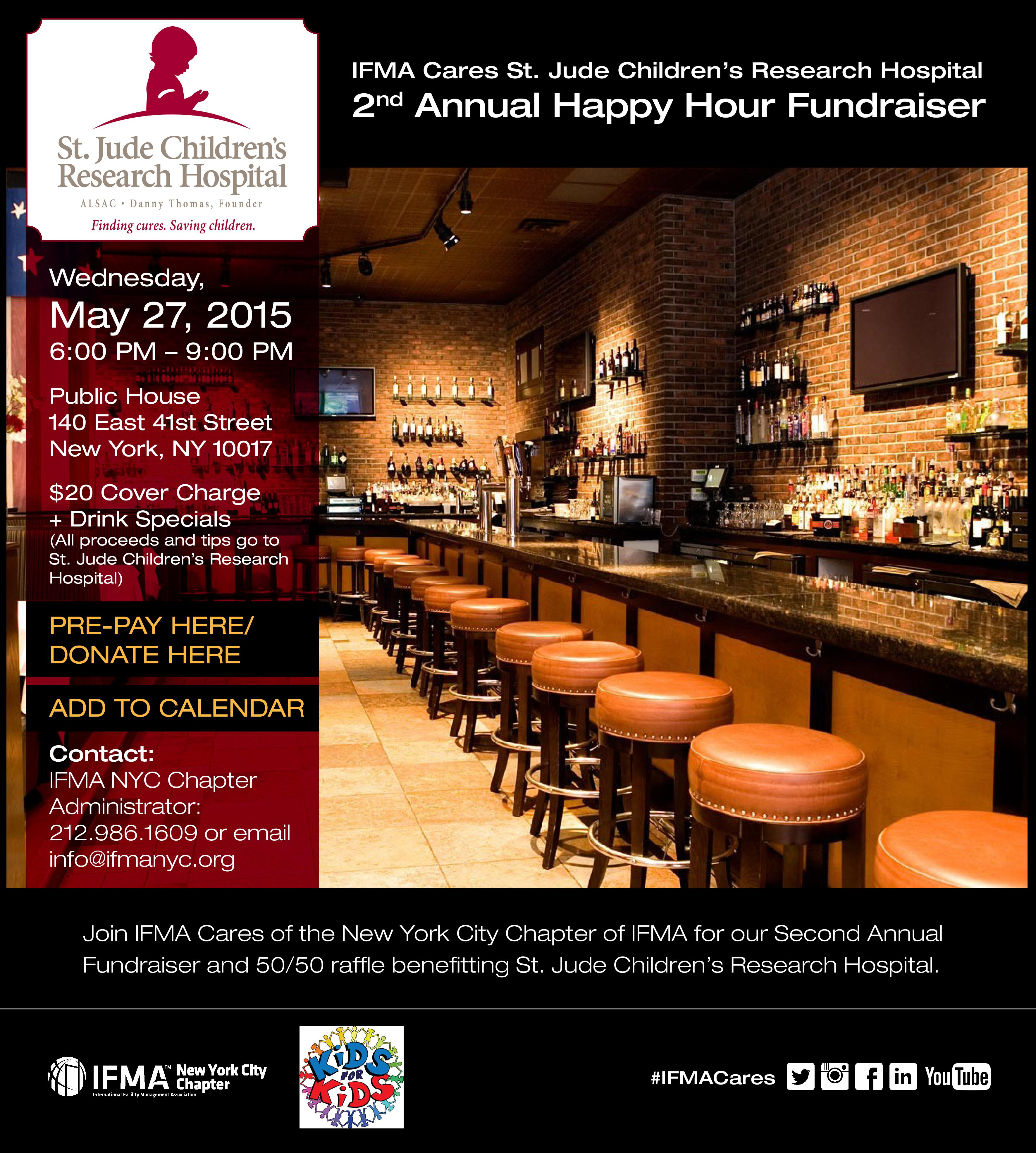 IFMA Cares - St. Jude Children s Research Hospital Happy Hour Invitation...-page-001